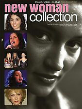 New Woman Collection Gold Edition Songbook Piano Vocal Guitar Female 40 Songs 44