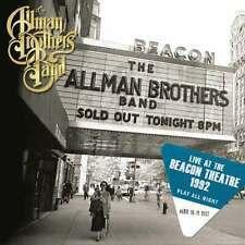 The Allman Brothers Band - Play All Night - Live At The Beacon Theat 1992 [2 CD]