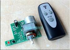 Assembeld Motor Audio preamp /Remote volume control board with ALPS pot