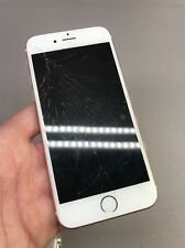 BROKEN - AS IS - Apple iPhone 6s - 64GB - Rose Gold (AT&T) Smartphone