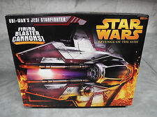 NEW SEALED Hasbro STAR WARS Jedi Starfigther Obi Wan's