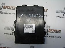 Toyota Auris 1.8 petrol transmission control unit ECU 89535-75010 used 2010