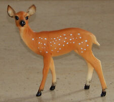 Vintage Breyer Horse Companion Spotted Baby Deer Family Fawn Model Toy Figure