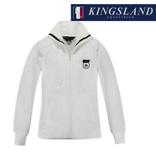 kingsland admiral jacket large cream