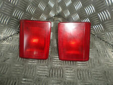 2005 PEUGEOT 407 SW ESTATE PAIR OF REAR FOG LIGHTS 9646507380 9646507480