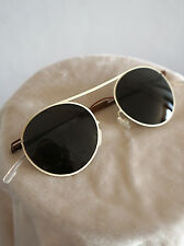 Mykita Lite Sun Tore Copper & White / Gray lenses sunglasses NEW $520