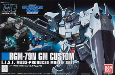 NEW Bandai Gundam 1/144 #120 GM Custom 166784