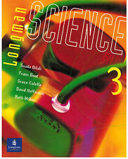 Longman Science 3...Student Text Book...Like New Condition.