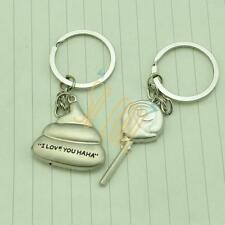 Valentine's Day Gifts for Lover Keychain Love You Couple Cute Keyring Gift