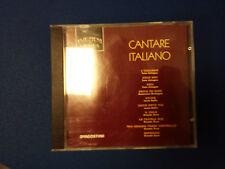 COMPILATION - CANTARE ITALIANO (EDIZIONE DEAGOSTINI). CD