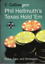 Collins Gem: Phil Hellmuth's Texas Hold 'Em - Rules, Tips & Strategies