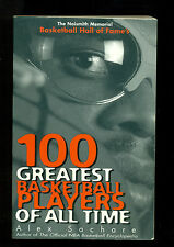 1997 Alex Sachare 100 Greatest Basketball Players of All Time !!