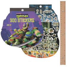 TEENAGE MUTANT NINJA TURTLES STICKER BOOK ~ Birthday Party Supplies Favors TMNT