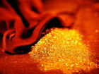 GOLD MAGNETIC SAND LODESTONE FOOD 30g Wicca Witch Pagan Goth Voodoo EMPOWER