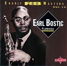 EARL BOSTIC : FLAMINGO / CD (CHARLY CDRB 16) - NEU