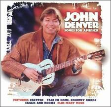 Songs for America by John Denver (CD, Sep-2002, BMG Special Products)