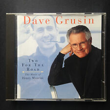 Dave Grusin TWO FOR THE ROAD Henry Mancini Film Soundtracks CD 1997 Diana Krall