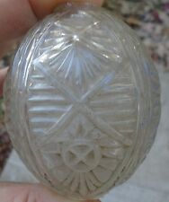 Old Vintage Antique glass ball lamp parts