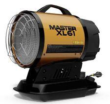 MASTER Infrarot Heizgerät XL61 Heizstrahler mit Ölverbrennung 17kw Luftheizgerät