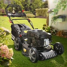 BRAST Petrol Lawnmower incl. Self drive GT Transmission 196ccm 4,4kW (6PS)