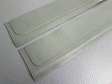 Mercedes SL SLC r107 Rubber Sill Covers. Grey.