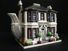 FAWLTY TOWERS HOTEL TEAPOT COLLECTIBLE BBC BY WESTERN HOUSE