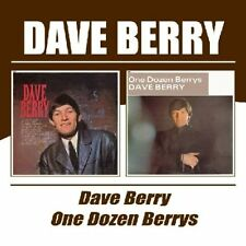 Dave Berry Dave Berry/One Dozen Berrys 2on1 CD NEW SEALED The Crying Game+