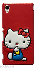 New Touch Feel Designer Hard Back Case /Cover for Sony Xperia M4 Aqua