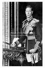 rp16953 - King George VI - Royalty photo 6x4