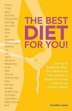 The Best Diet for You! : The Top 30 Weight-Loss Plans, from Atkins to the...