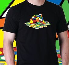 T-Shirt di Sheldon Cooper (The Big Bang Theory) CUBO RUBIK S-M-L-XL-XXL