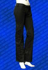 Cyberdog Gridelle skinny pants trousers goth cyber raver XS Xtra-Small circuit