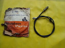 HOLDEN  HK SPEEDOMETERS CABLE RIGH HAND  DRIVE  NOS GM