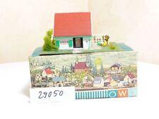 OWO H0 Piuttosto Casa unifamiliare Modello finito , costruito conf. orig.