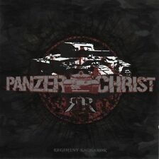 Panzerchrist - Regiment Ragnarok CD 2011 death metal Denmark Listenable Records