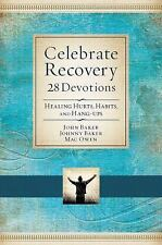 Celebrate Recovery Booklet : 28 Devotions by John Baker, Mac Owen and Johnny...
