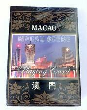 ▓ MACAU PLAYING CARDS COLLECTIBLE SOUVENIR