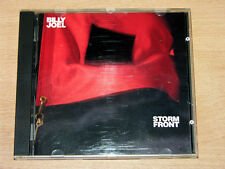 Billy Joel/Storm Front/1989 CD Album & Ticket Stub