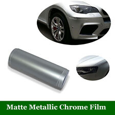 Matt Satin Chrome Pearlescent Matte Vinyl Wrap Car Wrapping Sample Sizes
