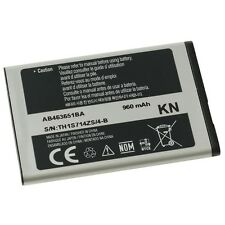 SAMSUNG AB463651BA OEM BATTERY for STRAIGHTTALK SAMSUNG SCH-R451c R450 T739