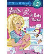 Barbie: I Can Be...A Baby Doctor, Depken, Kristen L., Good Book