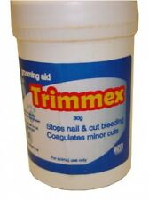 TRIMMEX BLOOD STOPPER. POWDER COAGULANT. 30g