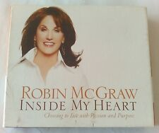 Robin Mcgraw - Inside My Heart Thomas Nelson 6CD Set