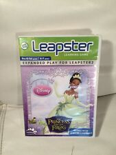 "Leap Frog Leapster ""Princess and the Frog"" Game Cartridge. Ages 4-7"