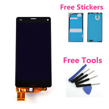 LCD Display Touch Screen Digitizer For Sony Xperia Z3 MIni Compact D5803 Black