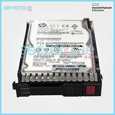 652572-B21 HP 450GB 10K 6G 2.5-Inch SAS  SFF HDD w/ Smart Carrier 653956-001
