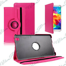 Cover Case Rotary Rotation 360° PINK Samsung Galaxy Tab 4 8.0 SM-T335 4G LTE