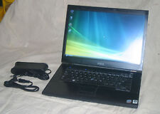 "Dell Latitude E6500 15.4"" XGA 2.4GHz Intel Core 2 Duo 4GB RAM 160GB HD WiFi"