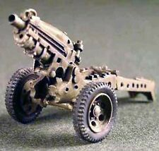 Milicast BB070PH 1/76 Resin WWII Brit. Airborne Jeep w2 Crew Towed Pack Howitzer