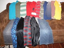 Large Nice Mixed Lot of Boys Clothes size 14, 14/16